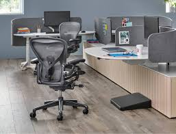 aeron chairs remastered american office