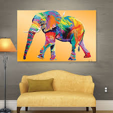 40 elephant decor ideas huge art for your walls