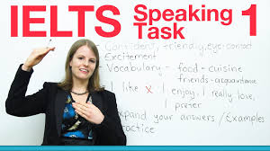 ielts speaking task 1 how to get a high score