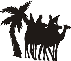 dinner silhouette free silhoutte nativity scene patterns nativity silhouette