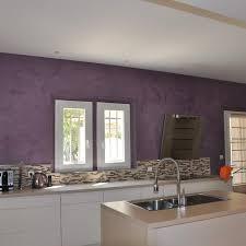 mur cuisine aubergine salon blanc et aubergine impressionnant salle de bain aubergine et