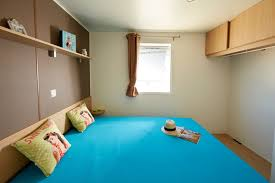 chambre mobile mobile home confort cing la bergerie plage giens