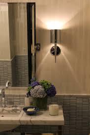 Modern Bathroom Wall Sconces by Bathroom Modern Bathroom Design With Elegant Akdo Tile And Wall