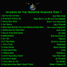 Monster Halloween Song Groovy Time With Dj Useo Halloween Invasion Of The Monster