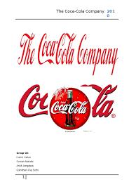 Six Flags Coca Cola Organizational Structure Of The Coca Cola Company The Coca Cola