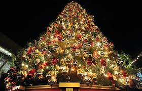 Home Decorated Christmas Trees by Images Of Beautifully Decorated Christmas Trees Decoration Home