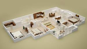 3d Floor Designs by Simple 3d Floor Plan Intended Decorating Ideas