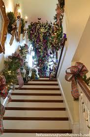 mardi gras home decor tour a home decorated for christmas