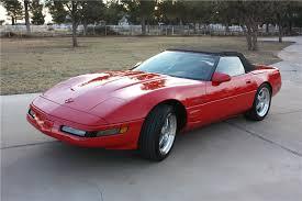 corvette lt1 1993 chevrolet corvette lt1 spyder convertible 205877