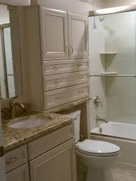 Love Lots Of Storage And DrawersBathroom Over The Toliet Storage - Small bathroom cabinet design ideas