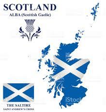 scotland flag stock vector art 464525430 istock