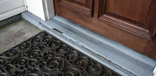 Exterior Door Seal Replacement How To Replace A Rotten Entry Door Sill Today S Homeowner