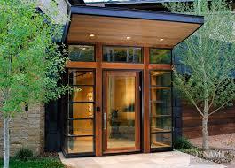 Aluminum Clad Exterior Doors Aluminum Clad Corner Window Dynamic Architectural