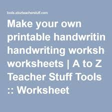the 25 best handwriting sheets ideas on pinterest handwriting
