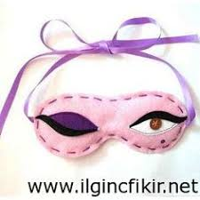 felt sleeping eye mask psalm 132 4 5 give sleep