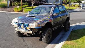 subaru loyale offroad 2014 roll call for lifted rides off road ultimate subaru