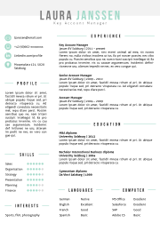 microsoft resume templates 2 resume template in ms word including matching cover letter template