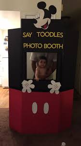mickey mouse photo booth how to do a photo booth home interiror and exteriro design