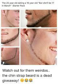 Facial Hair Meme - 25 best memes about chin strap beards chin strap beards memes