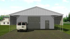 30x41 utility carport building