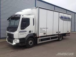 volvo trucks south africa head office volvo fl 4x2 14 tn umpikori 6 5 m tl nostin box trucks for