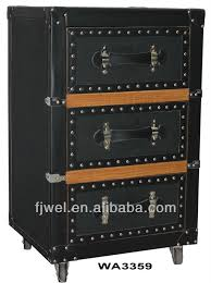 Trunk Bedside Table by Leather Bedside Tables Leather Bedside Tables Suppliers And