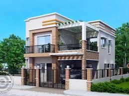 2 floor house eplans
