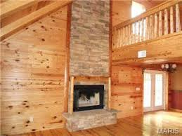 Interior Log Home Pictures by Log Cabin Interior No Clue Where To Start