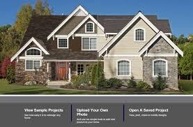 simple home design tool home siding design tool interesting exterior home visualizer stupefy