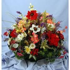 gift shop artifical flowers silk arrangements kremp