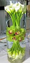 Calla Lily Home Decor 161 Best Orchid And Lily Arrangements Images On Pinterest Bridal