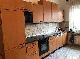 einbauk che gebraucht einbauküchen komplettküchen gebraucht kaufen kleinanzeigen bei