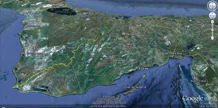 Us Physical Map Honduras Physical Map