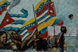 What Is A Mural by Venezuela Vote Marred By Violence Including Candidate U0027s Death