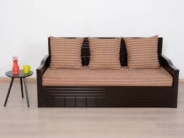 Buy Old Furniture In Bangalore Akilah 3 Seater Slider Sofa Bed Buy And Sell Used Furniture