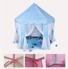 girls princess castle bed girls princess castle play tent large playhouse indoor outdoor for