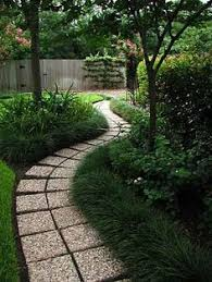 i like the shape of the stones and that the path isn u0027t too