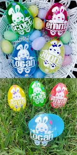 personalized easter eggs personalized your easter egg hunt with these eggs