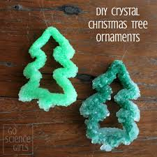 tree ornaments go science