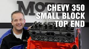 how to rebuild top end chevy 350 small block engine motorz 67