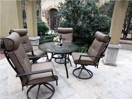Swivel Rocker Patio Dining Sets Swivel Rocker Patio Chair Outdoor Swivel Rockers Patio