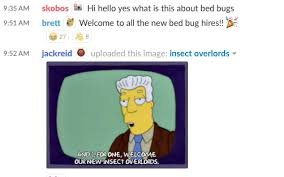 Bed Bug Meme - buzzfeed has a bed bugs outbreak and we re all being totally