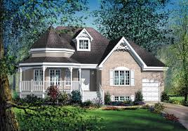 plan 80359pm country house with rotunda plans canadian home design