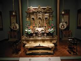 100 modern buddhist altar design 20th century japanese