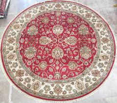 Round Persian Rug O U0027gallerie November 10 Oriental Rug And Carpet Auction Post