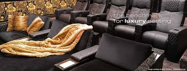 home cineak home theater and private cinema seating media room