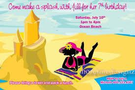 theme invitations personalized custom invitations and designs artfire