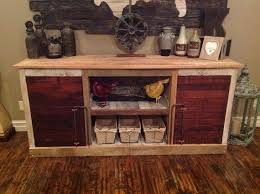 barnwood entertainment center console tv stand reclaimed