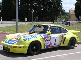 stanced porsche 911 porsche 911 rsr type g group 4 1974 racing cars
