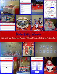 Red Baby Shower Themes For Boys - best 25 polo themed baby shower ideas on pinterest pink wedding
